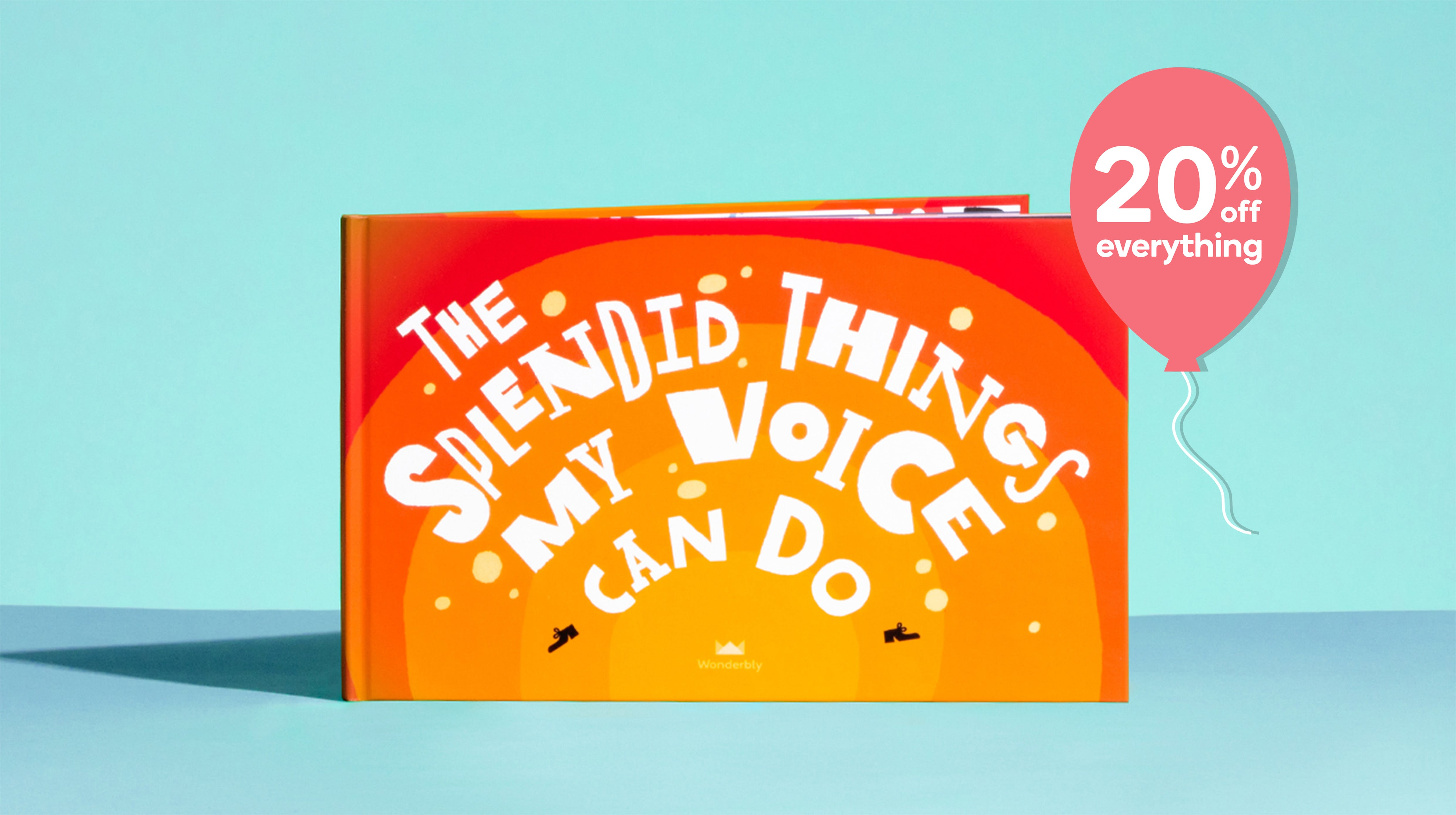 The Splendid Things My Voice Can Do